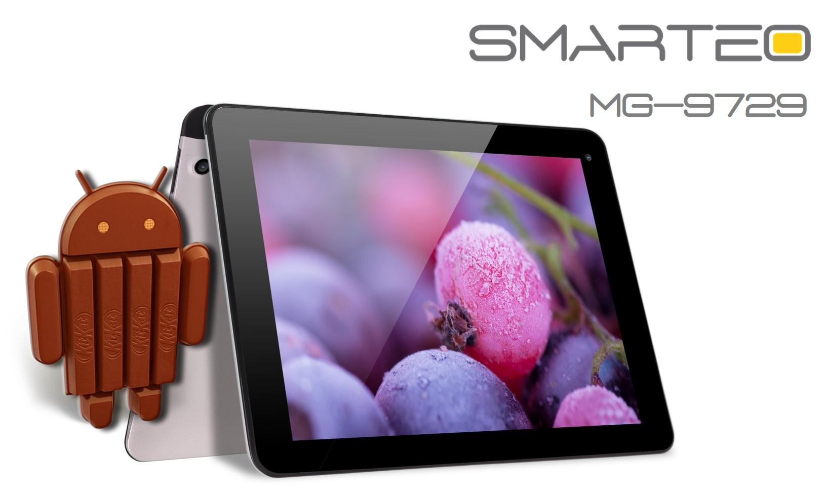 Προσφορά SaleTime - TABLET SMARTEO-9729 - Ειδικη προσφορά SMARTEO-9729 9,7ιντσών- με RAM 2GB, μνήμη 16GB,4πύρηνο επεξεργαστή quad core, Bluetooth, 4πύρηνη κάρτα γραφικών ...